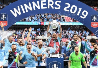 FA Cup final Manchester City v