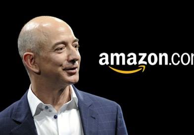 Шефът на Amazon вече е на трето място сред милиардерите