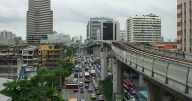Хосе Карерас откри преди минути най-високата сграда в Банкок