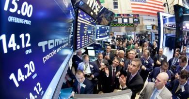 Повишение на европейските акции в края на лятната ваканция