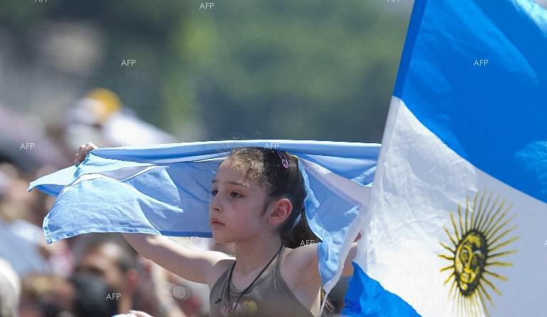 Аржентина протести