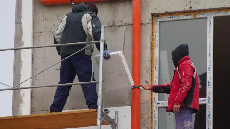 Санирането в Благоевград