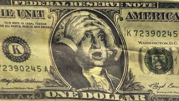 Доларът е мярка на страха