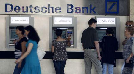 Дойче банк санкции