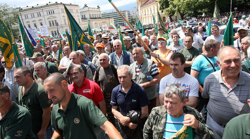 Рибари протест квоти