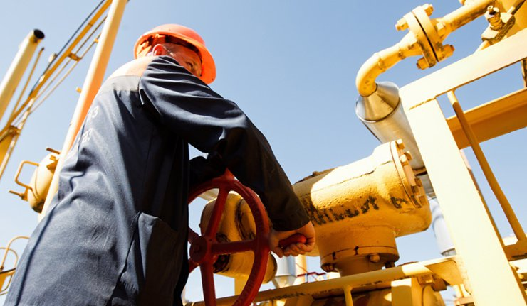 Украйна газ Европа