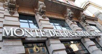 Акциите на проблемната банка BMPS със 17 % срив