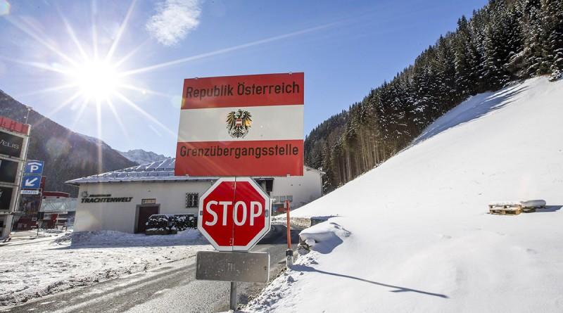 Австрия забрана ЕС