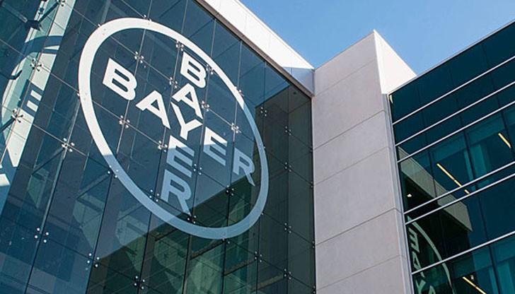 Bayer AG Байер САЩ работа места