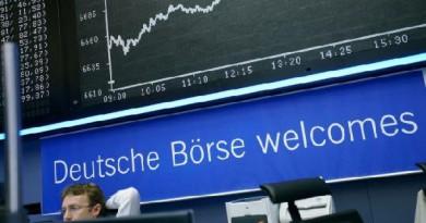 Европейските акции скочиха леко в петък