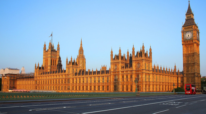 Британският парламент Брекзит