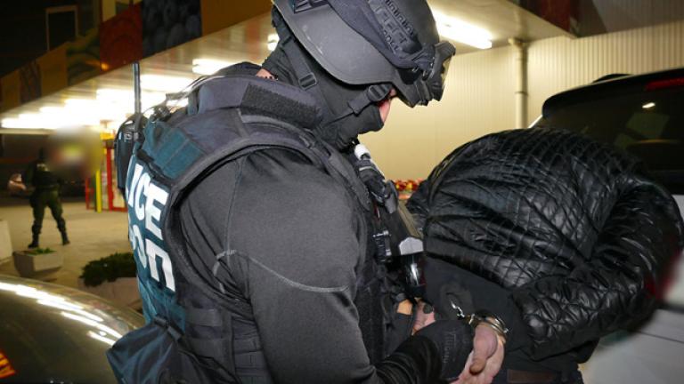 Митничари арест Варна