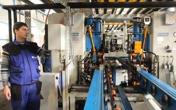 труд и роботизация