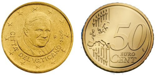махат папа монети лик