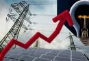 Цената на тока през енергийната борса скочи с 45%