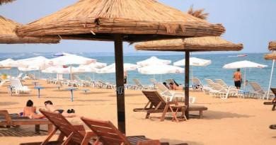 Колко ще струва чадъра на плажа