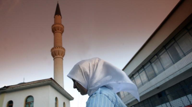 Саудитска Арабия Брюксел джамии финансиране