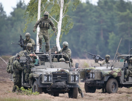 Държавите НАТО разходи