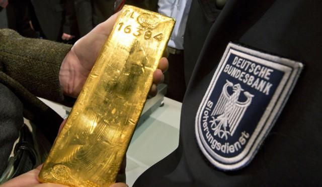 Печалбата Бундесбанк спад срив