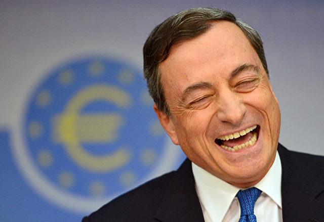 Чистата печалба на ЕЦБ