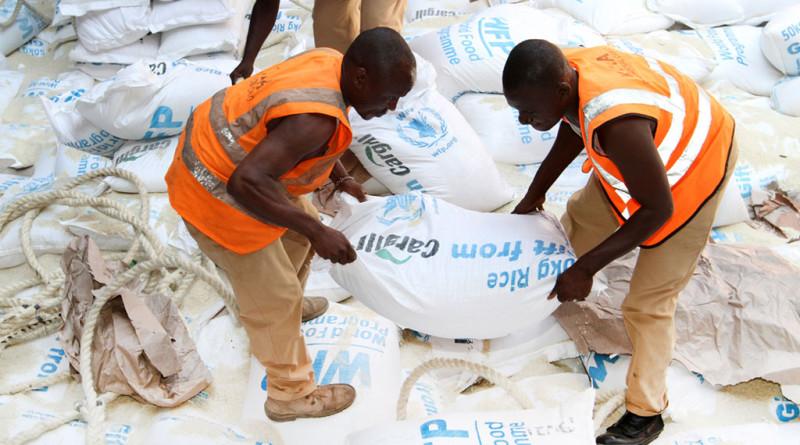 Търсят долари глад Африка