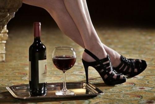 Обидените страни вино жени пари