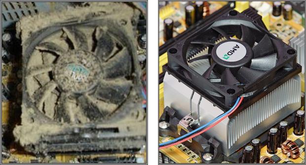 Нуждата от почистване РС лаптоп