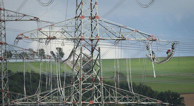 Цената на тока скача tok cena