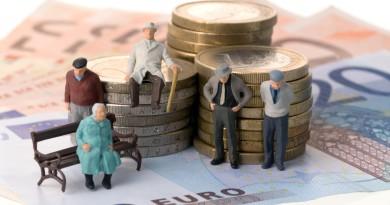 Жените в България получават по-дълго време пенсия от мъжете