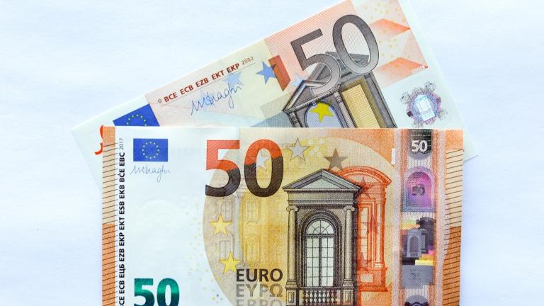ЕЦБ пуска нова банкнота