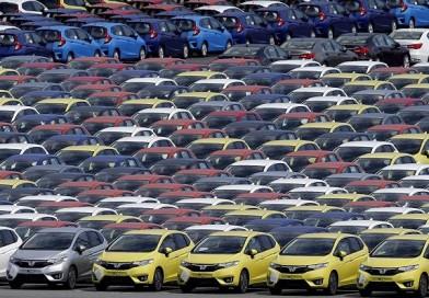 Китай цели продажби на 35 млн. автомобила годишно