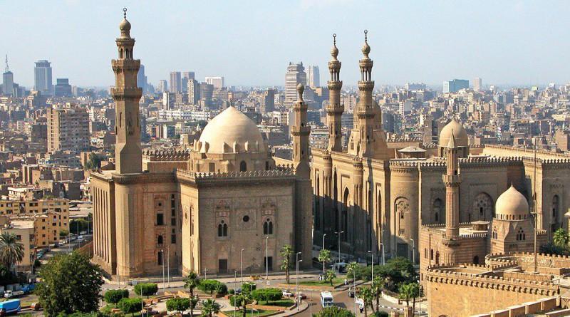 Възход търговия Египет