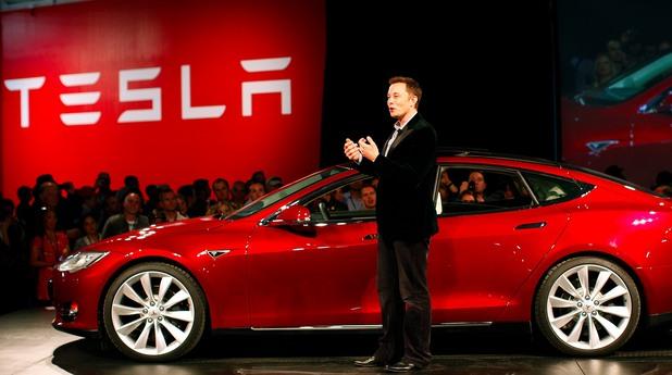 Tesla ръст производство