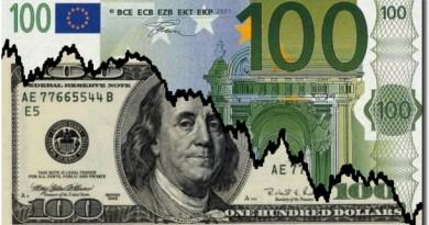Еврото поскъпна до 6-месечен връх
