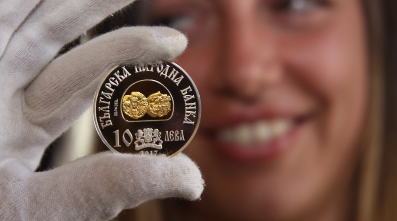 Хан Тервел влезе в обращение монета
