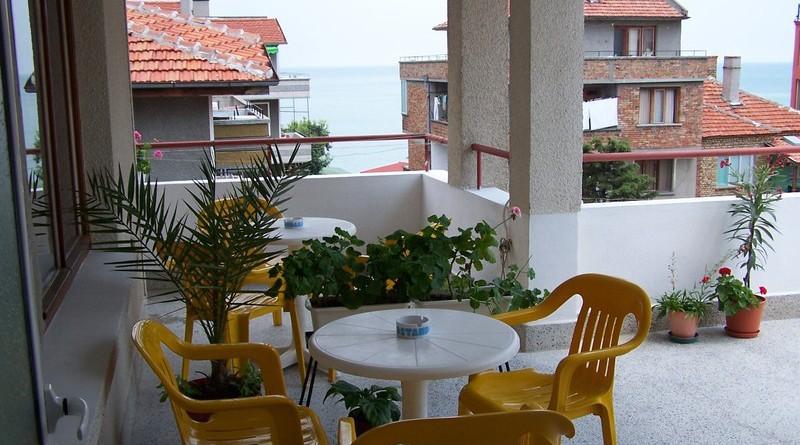 Данъчните хотели морето