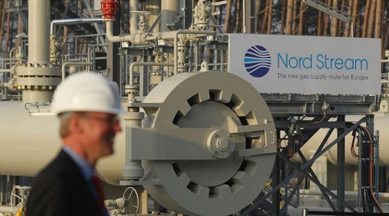 Два потока газ Русия ЕС