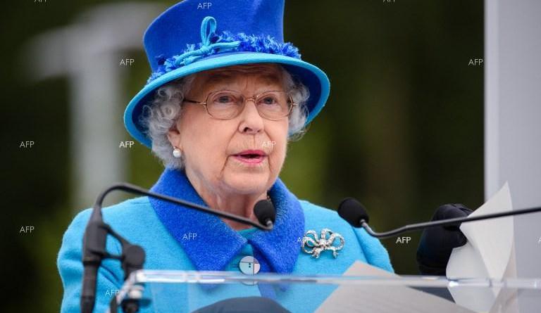 Елизабет Втора реч парламент