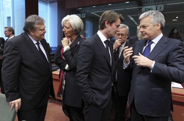 Еврозоната пакет Гърция