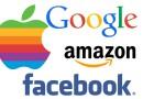 Facebook, Google и Amazon се  се включиха в онлайн протест