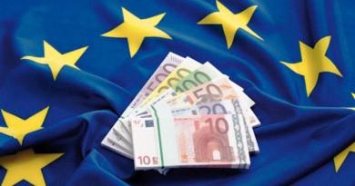 Само 10% от европарите по сключените договори са изплатени