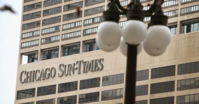 """Вестник """"Чикаго сън-таймс"""" бе продаден на символичната цена 1 $"""