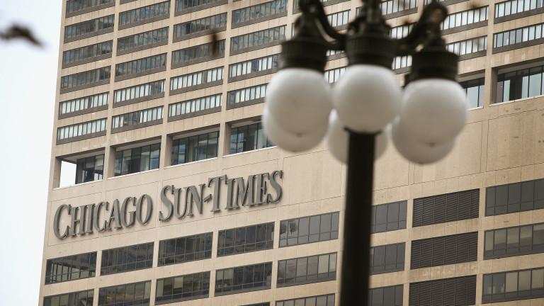 Вестник Chicago Sun-Times