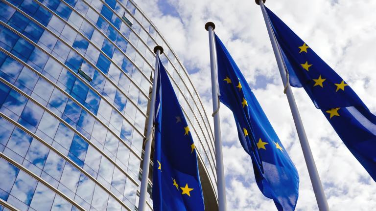 Великобритания ЕС митница Union Flags