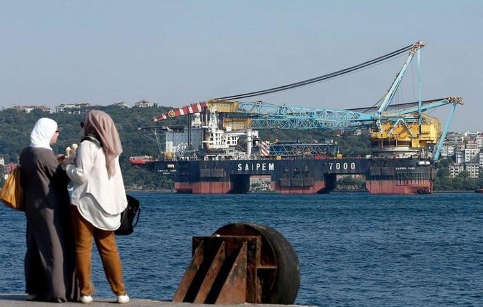 Американските санкции турски поток