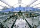 LG роботизира едно от възловите летища в света