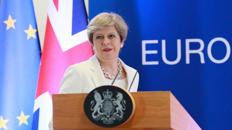 Великобритания цена Brexit