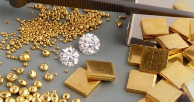 Търговията с благородни метали се облекчава