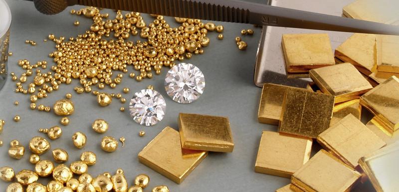Търговията злато сребро облекчаване