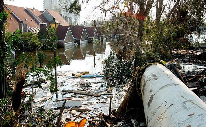 Харви ураган удар цени петрол
